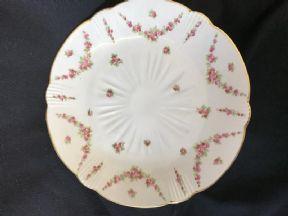 Stunning GEORGE JONES - CRESCENT CHINA serving plate